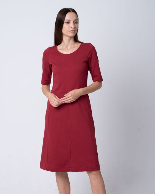Crepe Business Dress