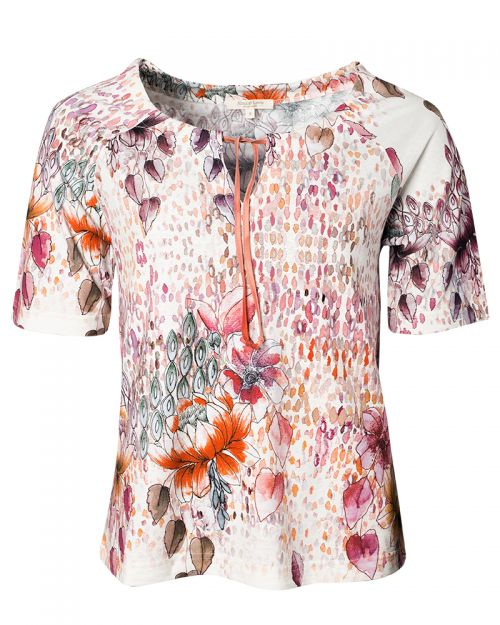 Art-Flower Blouse