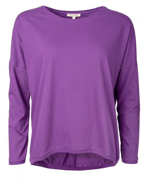 Loose Shirt purple S