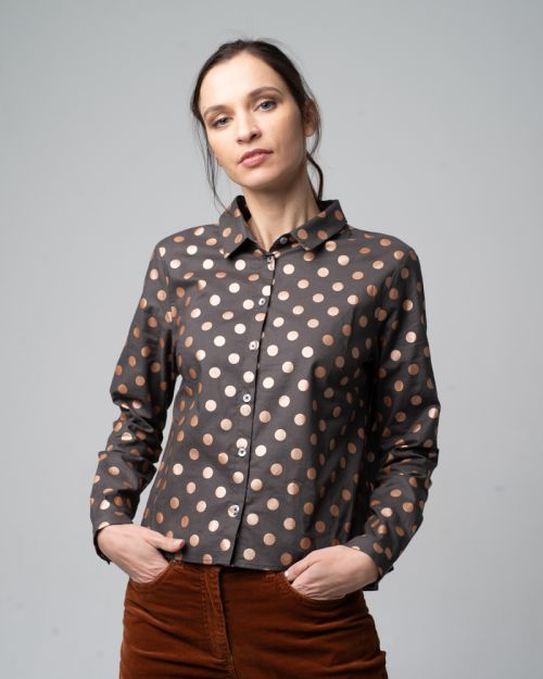 Dot Blouse